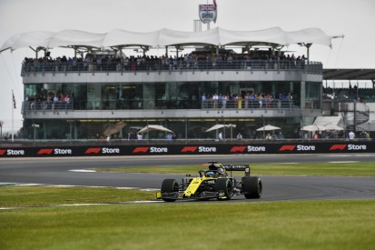 Ricciardo Silverstone corner bump MotoGP worry known pre-F1 weekend