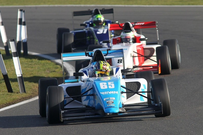 Modified F4 cars could form basis of FIA's F3 Light concept
