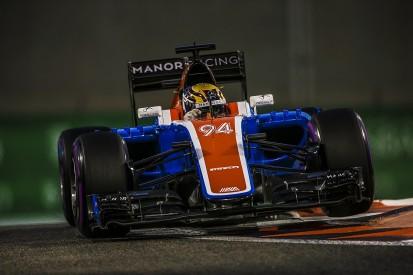 FIA returns Manor Racing 2017 Formula 1 season entry fee