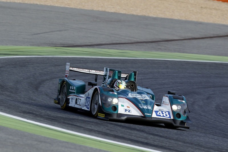 GT ace Faulkner joins Murphy line-up for Silverstone ELMS round