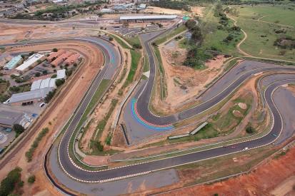 New Kyalami circuit layout 'close' to Formula 1 standard