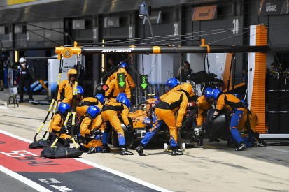 McLaren: High risk to not stop Norris for second time in British GP
