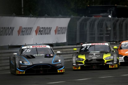 Berger: No discussions had over giving Aston Martin DTM concessions