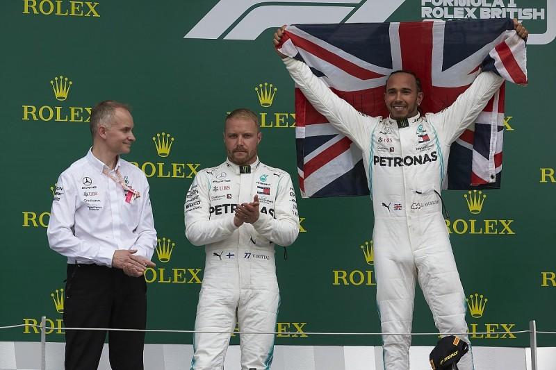 Podcast: Could Bottas have beaten Hamilton in the British Grand Prix
