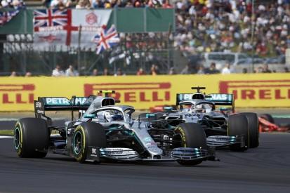 Hamilton chose not to block Bottas's pass for British GP lead