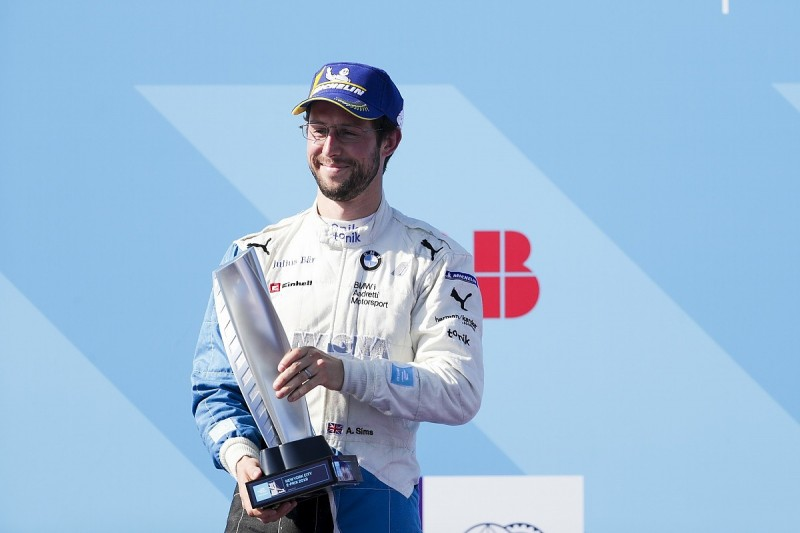 Sims: New York pole and podium proves 2018/19 appproach was right
