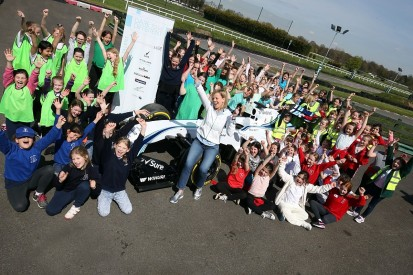 Susie Wolff's Dare to be Different programme hosts first event