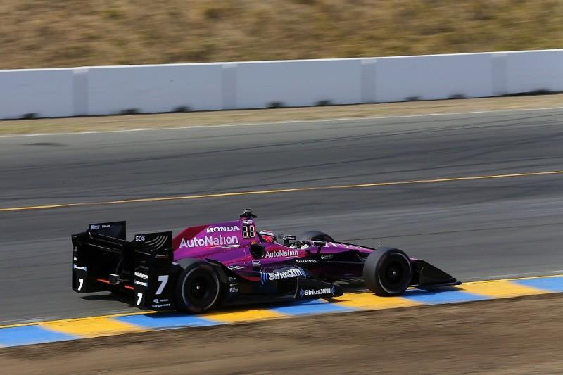 Jack Harvey in mix for Michael Shank/Sam Schmidt 2018 IndyCar plan