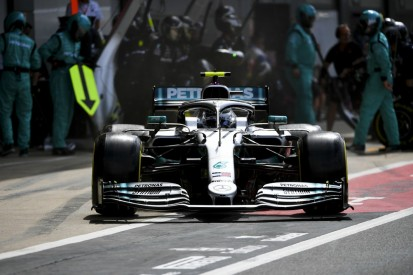 """Bottas thought a one-stop British GP was """"out of the question"""""""