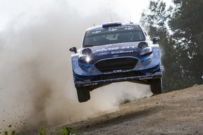 Ott Tanak admits he lost 2017 WRC title shot by chasing rally wins
