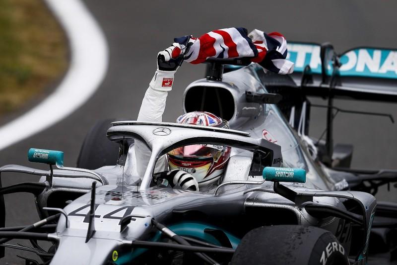 Hamilton defied Mercedes late British Grand Prix pitstop request
