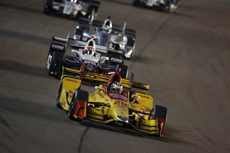 Ryan Hunter-Reay: Honda IndyCar deficit concerning and frustrating
