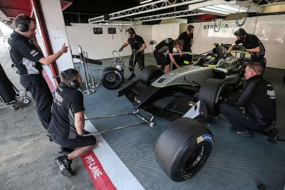 Strakka puts its Formula V8 3.5 team on hold