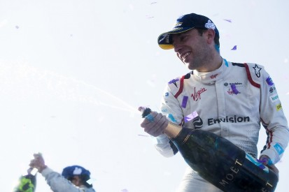 Frijns: Recent bad form played on mind during New York Formula E win
