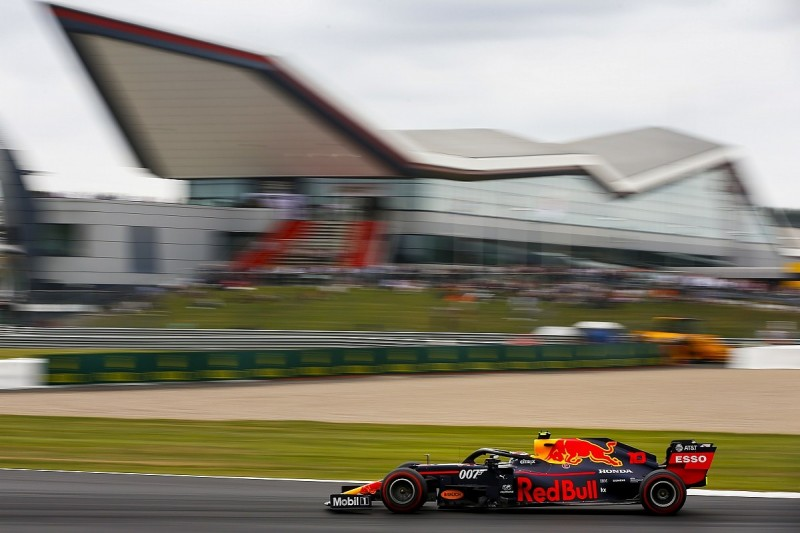 """Red Bull's Gasly: Silverstone performance a """"massive step"""" forward"""
