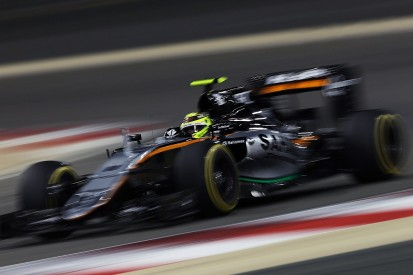 Force India: Updates will show worth in China after tough Bahrain