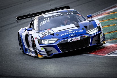 Gachet and Haase ease to Blancpain race two win at Zandvoort