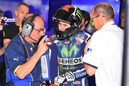 Jorge Lorenzo learned patience after costly Argentina MotoGP crash