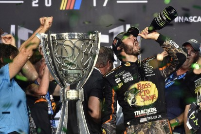 NASCAR Homestead: Truex seals 2017 Cup title with Homestead win