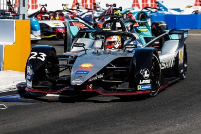 New York FE: Buemi's first win since '17, Vergne part of late crash