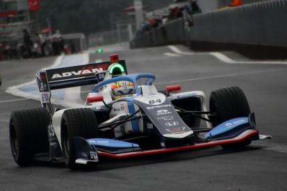 Super Formula Fuji: Palou dominates wet race, Red Bull's O'Ward 14th