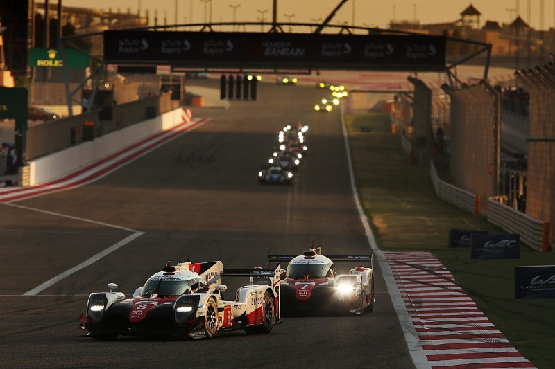Toyota strongly hints at 2018/19 World Endurance Championship entry