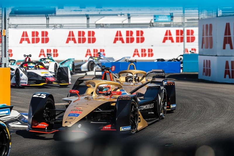 Techeetah's New York FE race one protest against di Grassi rejected