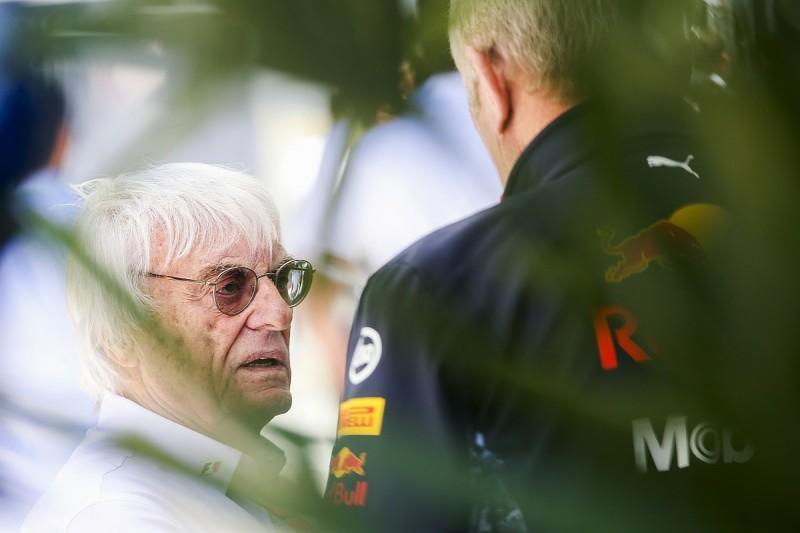 Bernie Ecclestone: 2021 Formula 1 engine rules backlash inevitable