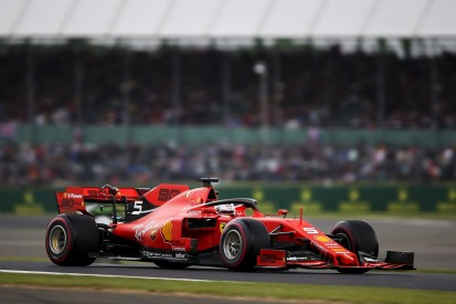 "Vettel ""couldn't get on top"" of Ferrari car in British GP qualifying"