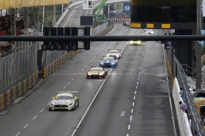 Macau GT winner Mortara admits tactics behind error 'pretty stupid'