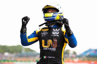Silverstone F2: Ghiotto beats Latifi for maiden feature race win