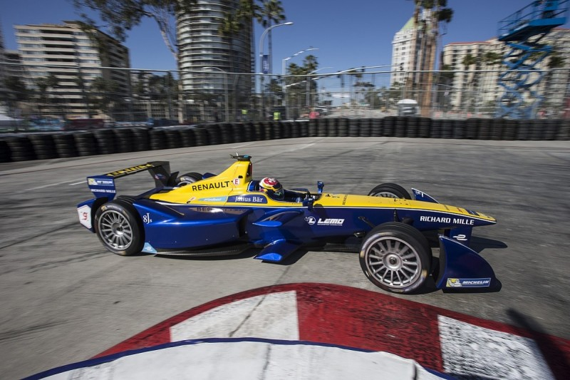 Buemi wants Renault e.dams to strip car down after Formula E issues