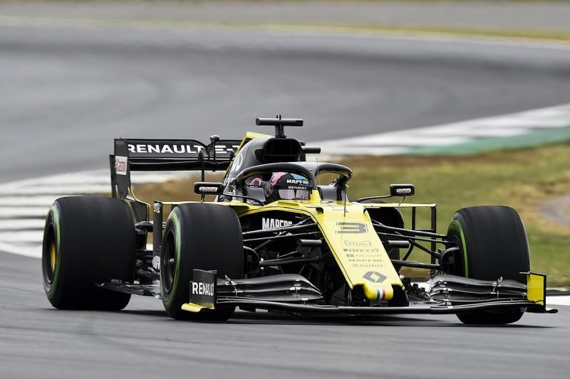 Call to shelve Renault upgrades vindicated - Ricciardo