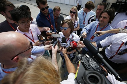 Formula 1 must stop experimenting in public - Claire Williams