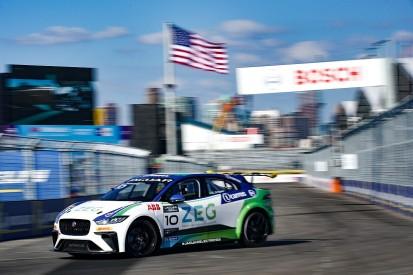 Ex-GP2 driver Sergio Jimenez wins Jaguar I-PACE eTrophy title