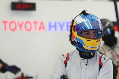Fernando Alonso logs first Toyota LMP1 miles in Bahrain
