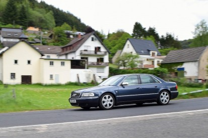From Motorious: To the Green Hell and back in an Audi S8