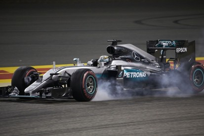 Mercedes reckons F1 drivers will pit by lap five in Chinese GP