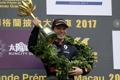 Macau Grand Prix: Winner Ticktum hails 'special' crucial overtake