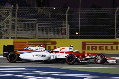 Williams F1 team hopes Ferrari's bonus payments are reduced