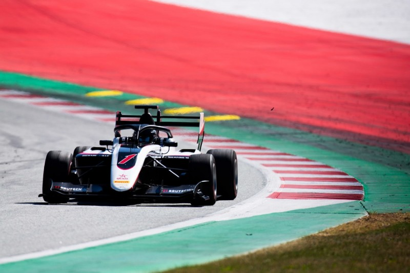 Formula 3 could use DRS at the Macau Grand Prix in 2019