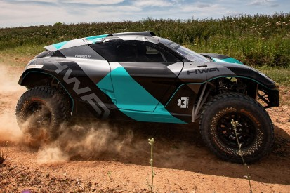 HWA becomes third team to enter off-road Extreme E series