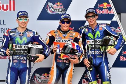 Marc Marquez isn't unbeatable in MotoGP at Austin - Jorge Lorenzo