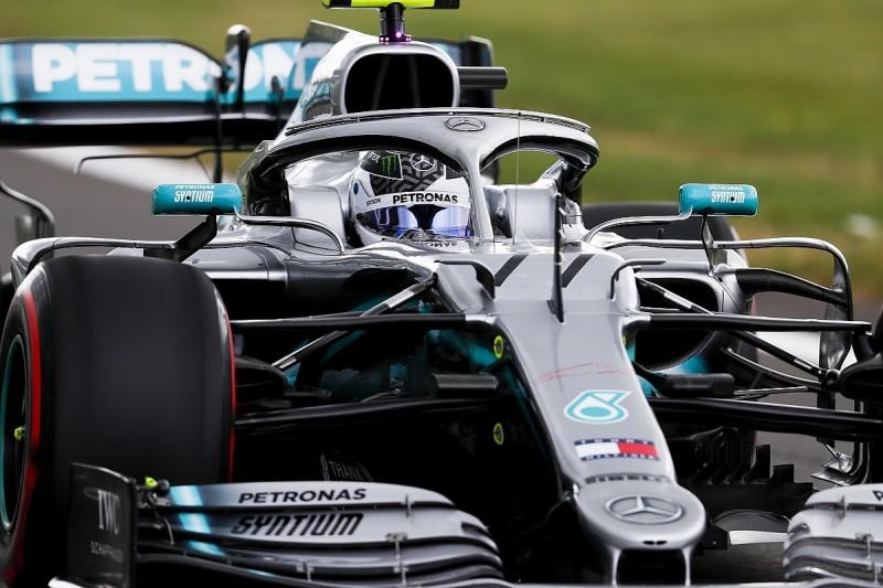 British Grand Prix: Bottas heads Mercedes one-two in Silverstone FP2