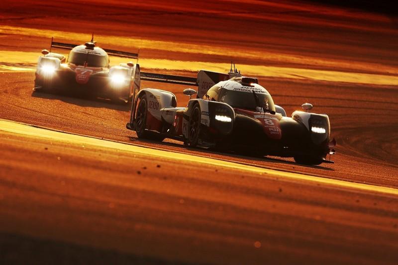 Bahrain WEC: Toyota denies Porsche a win in final LMP1 race