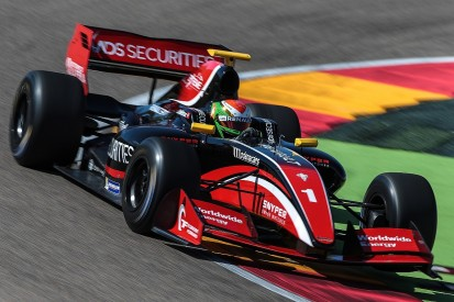 Louis Deletraz on top on final pre-season Formula V8 3.5 test day