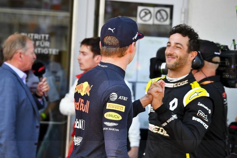 """Ricciardo: """"No regrets"""" over Renault F1 move despite Red Bull win"""