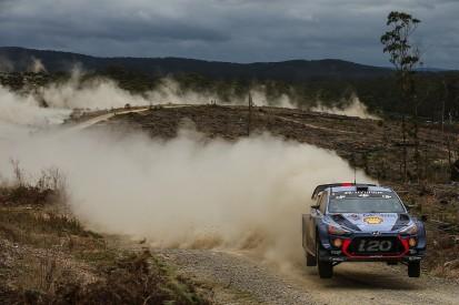 Rally Australia WRC: Hyundai's Neuville maintains lead in the rain