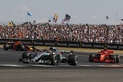 """F1 """"can't exist"""" without Silverstone's British GP, says Hamilton"""