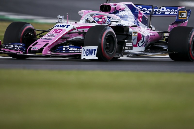 Perez/Stroll F1 grid gains to raise funds for Breast Cancer Care